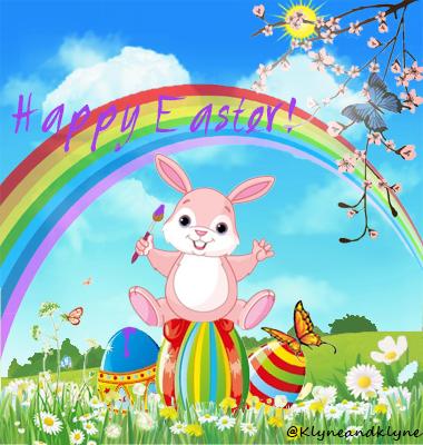 Easter Twitter 2016