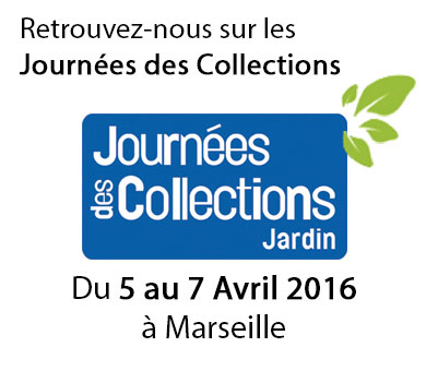 Journees Des Collections- 5-7th April 2016